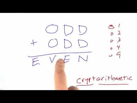 02-43 Cryptarithmetic thumbnail