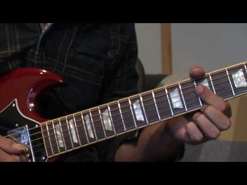 Hysteria - Muse (Songs Guitar Lesson ST-326) How to play thumbnail