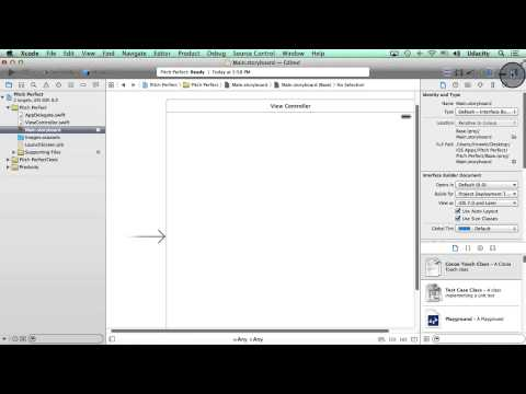 Tour of Xcode - Intro to iOS App Development with Swift thumbnail