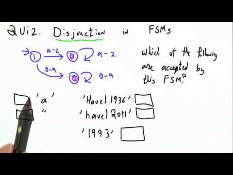 Disjunction In Fsms - Programming Languages thumbnail
