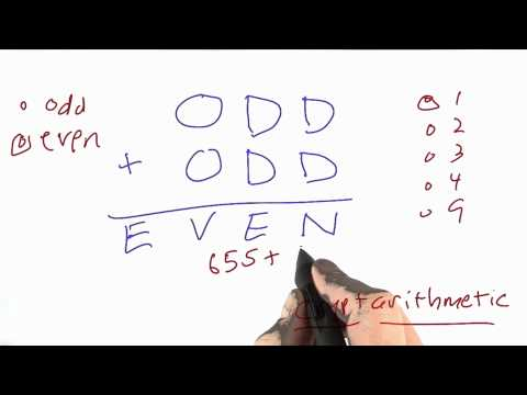 02-45 Odd Or Even Solution thumbnail