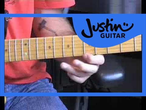 Blues Lead Guitar: Linking Blues Scales Patterns. Lesson #8of20 (Guitar Lesson BL-018) thumbnail