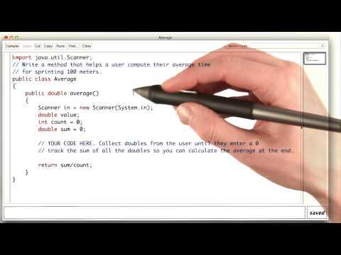 Average - Intro to Java Programming thumbnail