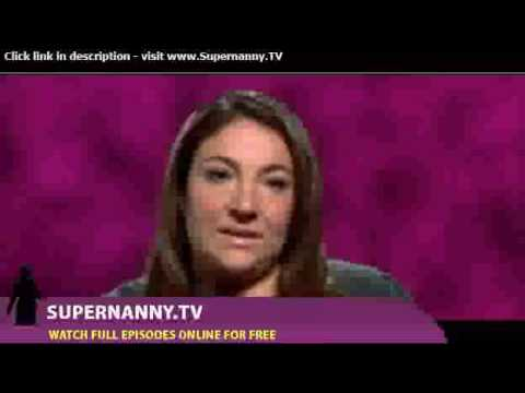 Supernanny ABC Season 6 Episode 1- Colier Family