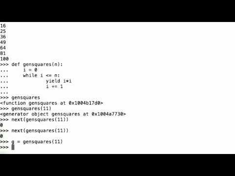 Generators 3 Solution - Design of Computer Programs thumbnail