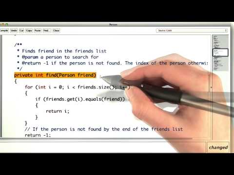 Implementing Unfriend - Intro to Java Programming thumbnail