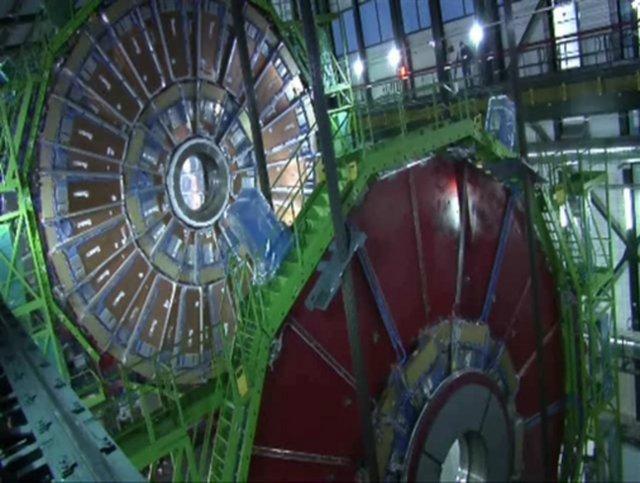 Large Hadron Rap w/o subtitles thumbnail