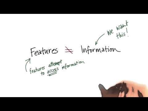 Features != Information - Intro to Machine Learning thumbnail