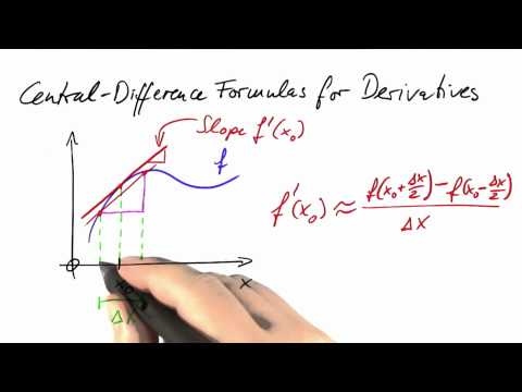 06-08 Central Difference Derivation thumbnail