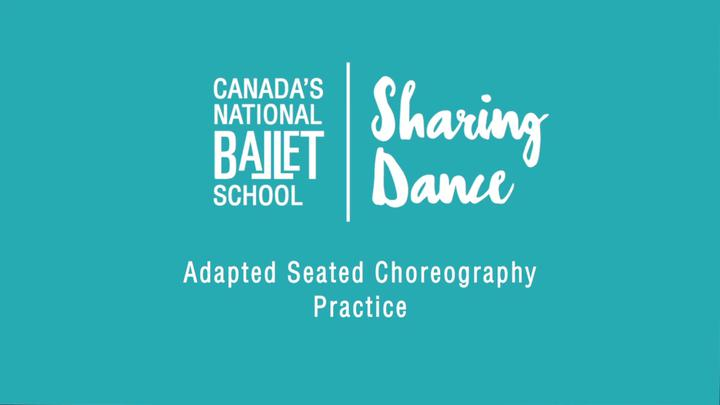 Adapted Seated Choreography Practice
