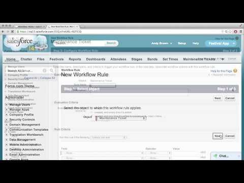 Determining Workflow Criteria - Intro to Point & Click App Development thumbnail