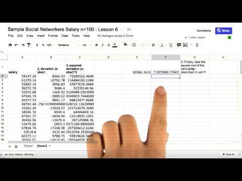 08-64 Spreadsheet SD thumbnail