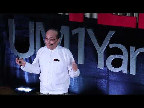 The 3 transformations to become a world class university | Dr. Zaw Wai Soe | TEDxUM1Yangon thumbnail