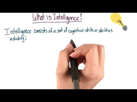 What is intelligence - Intro to Psychology thumbnail