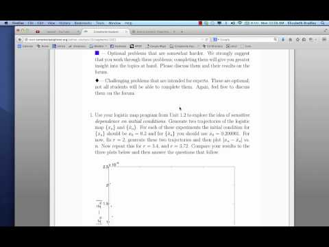 Nonlinear 1.4 Homework solution video thumbnail