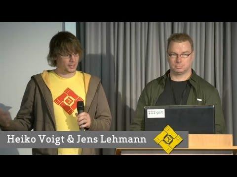 Git Merge • Recursive Submodule Checkout (Jens Lehmann & Haiko Voigt) thumbnail