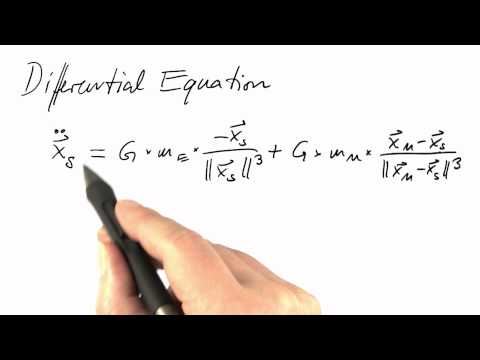 Differential Equations - Differential Equations in Action thumbnail