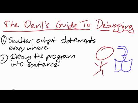 The Devils Guide to Debugging - Software Debugging thumbnail