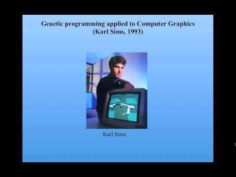 Intro 5.3 Genetic Programming and Genetic Art  thumbnail