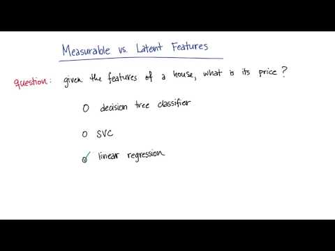 Latent Features - Intro to Machine Learning thumbnail