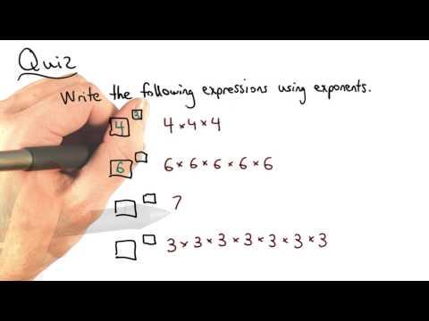 writing exponents - Visualizing Algebra thumbnail