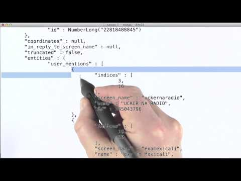 Unwind Operator - Data Wranging with MongoDB thumbnail
