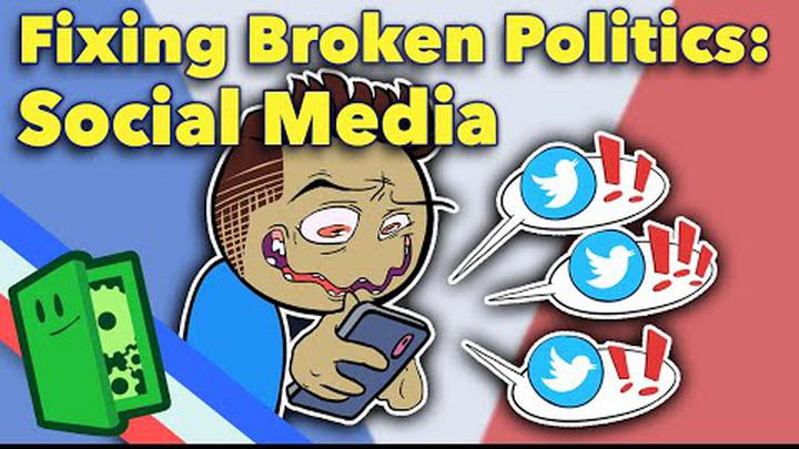 Fixing Broken Politics - Social Media - Extra Politics