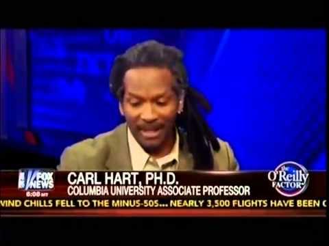 DPA's Board Member Dr. Carl Hart Smacks Down Bill O'Reilly thumbnail