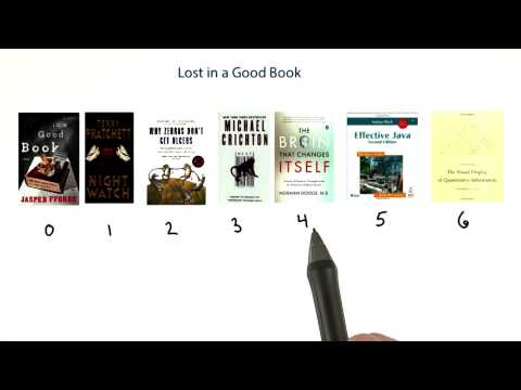 Lost In A Good Book 2 - Intro to Java Programming thumbnail