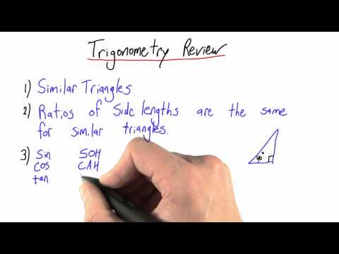 01-43 Trigonometry Review thumbnail
