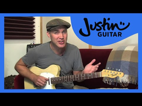 How to Tune Your Guitar To Open G Tuning (Guitar Lesson ES-031) thumbnail