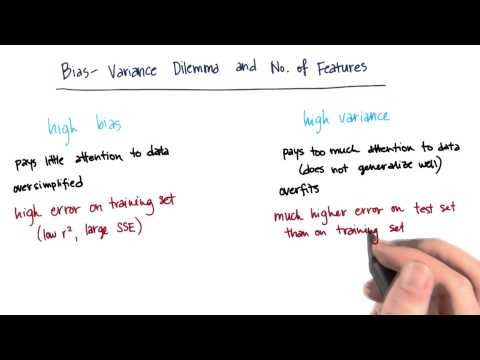 Bias Variance Dilemma Quiz - Intro to Machine Learning thumbnail