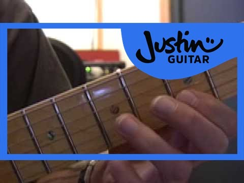 Blues Lead Guitar: Scales #2of20 (Guitar Lesson BL-012) How to play thumbnail