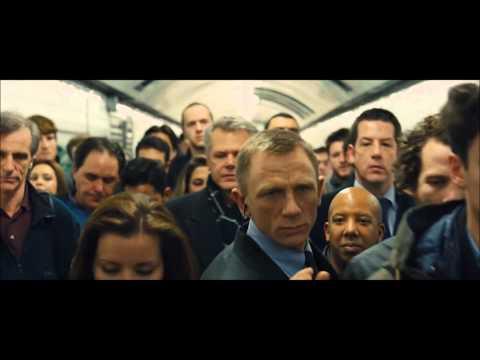 Skyfall - London Underground thumbnail
