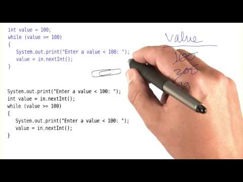 Input Validation - Intro to Java Programming thumbnail