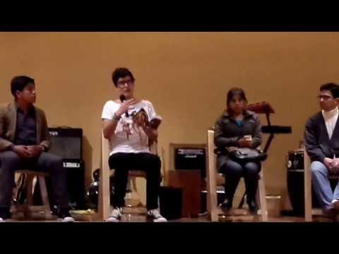 Presentación del libro T'ikray de Jorge Vargas Prado thumbnail