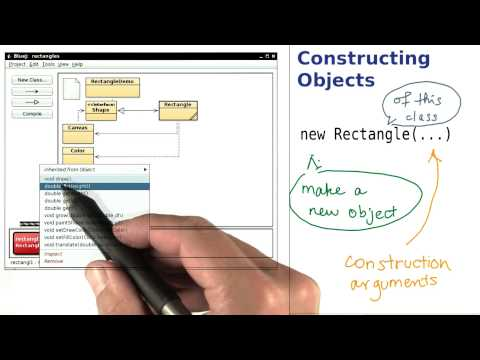 Constructing Objects - Intro to Java Programming thumbnail