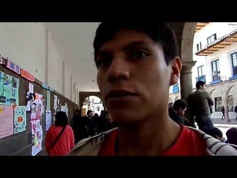 """Poniendo temas en """"El Muro del Cusco"""" thumbnail"""