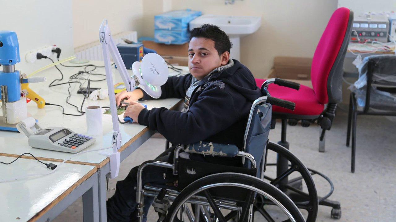 Sheikha Fatima Rehabilitation Centre thumbnail