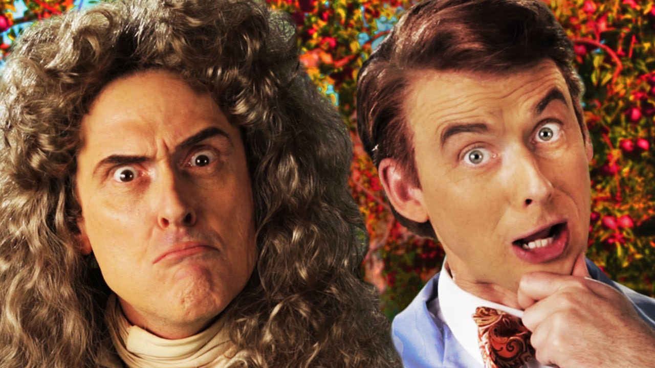 ERB - Sir Isaac Newton vs Bill Nye thumbnail