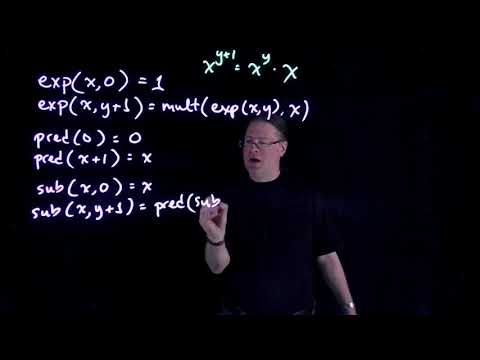 Computation in Complex Systems: Computation Everywhere : Recursive Functions Solution thumbnail