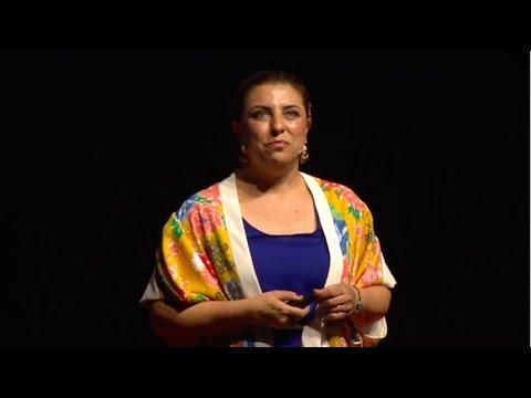 Yola çıktım Mardin'e | On my way to Mardin | 2017 | Ebru Baybara Demir | TEDxReset thumbnail