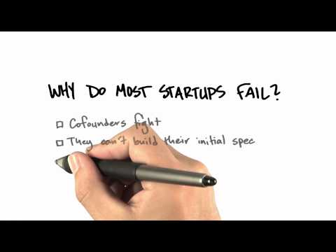 Why Do Startups Fail - How to Build a Startup thumbnail