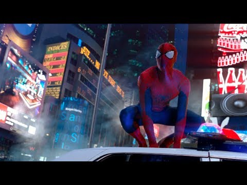 The Amazing Spider-Man: Exclusive content shown at Times Square NYE Celebration thumbnail