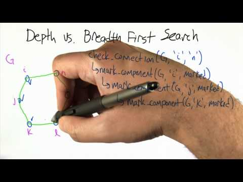 03-16 Depth vs Breadth First Search thumbnail