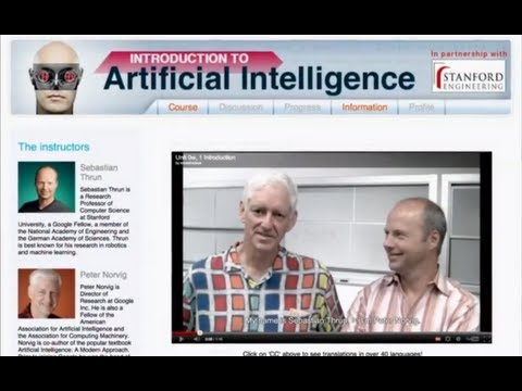 Introduction - Intro to Artificial Intelligence thumbnail