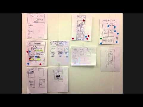 Zen Voting - Decide Stage  Design Sprint  Product Design  Udacity thumbnail