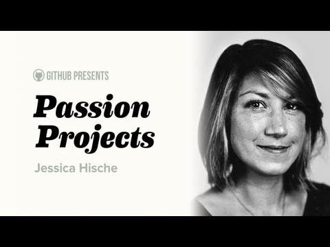 GitHub Presents • Passion Projects (Live) #5 • Jessica Hische (Procrastiworking)   thumbnail
