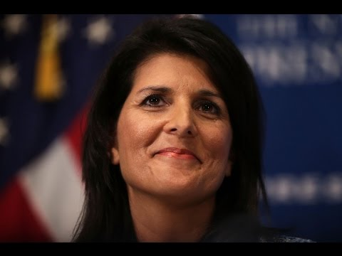 Watch S.C. Gov. Nikki Haley deliver GOP response to State of the Union thumbnail