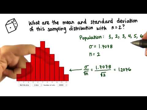 Find Standard Error - Intro to Descriptive Statistics thumbnail